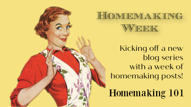 Homemaking Week
