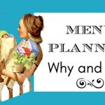 Menu Planning: Why and How?