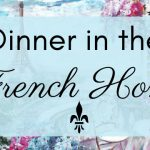 French Dinner At Home