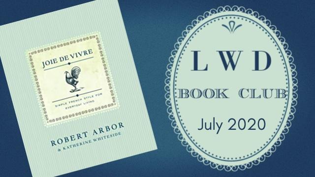 LWD Book Club July 2020