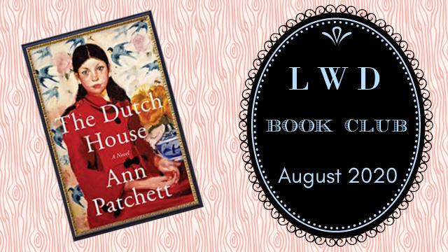 LWD Book Club August 2020