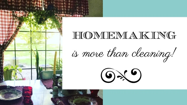Homemaking graphic
