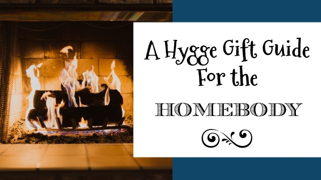 Hygge Gift Guide graphic
