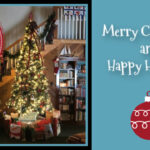 Merry Christmas and Happy Holidays to YOU!