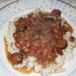 Guest Post Friday –  Red Beans and Rice