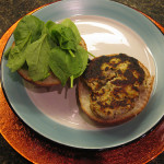 Guest Post Friday –  White Wine Pesto Turkey Burgers
