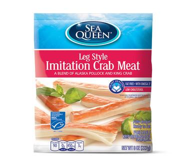 Aldi's Imitation Crab Meat