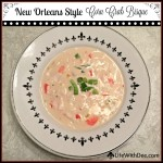 Corn Crab Bisque ~ New Orleans Style