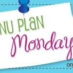 Menu Monday ~ August 20, 2012