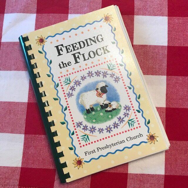 church cookbook picture