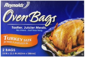 Oven Bags for Turkey