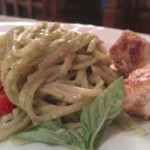 Guest Post Friday ~ Avocado Pesto Pasta