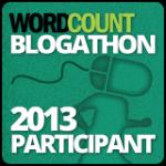 2013 WordCount Blogathon