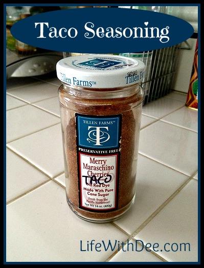tacoseasoning