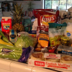 A small grocery haul