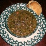 Guest Post Friday ~ Italian Style Vegetarian Lentils