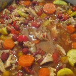 Guest Post Friday ~ Southwestern Chicken and Vegetable Soup