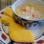 Guest Post Friday ~ Chunky Potato and Chicken Soup