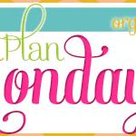 Menu Monday ~ August 18, 2014