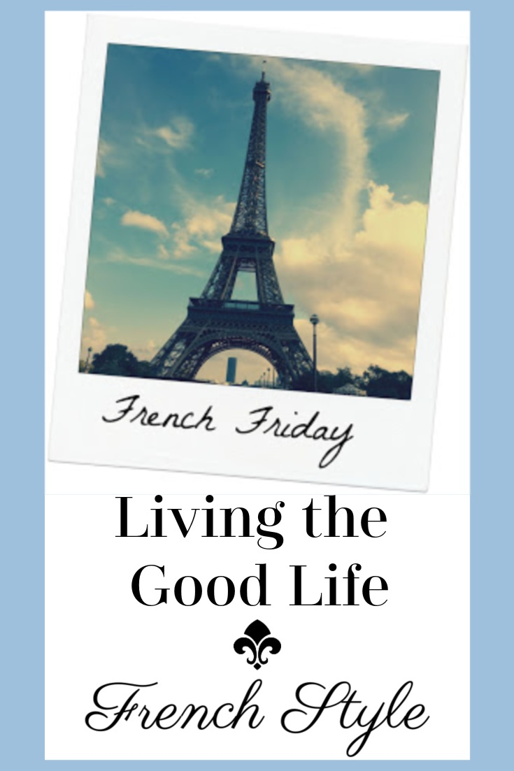 Living the Good Life - graphic