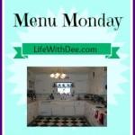 Menu Monday ~ February 17, 2014