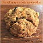 Guest Post Friday ~ Vegan Pumpkin Cookies