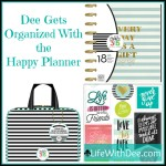 Dee's New Planner ~ Getting Organized in 2016