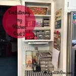 Kitchen Decluttering ~ Part 2
