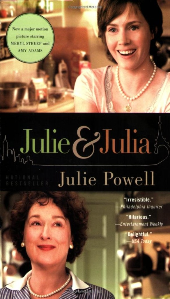 Julie and Julia book
