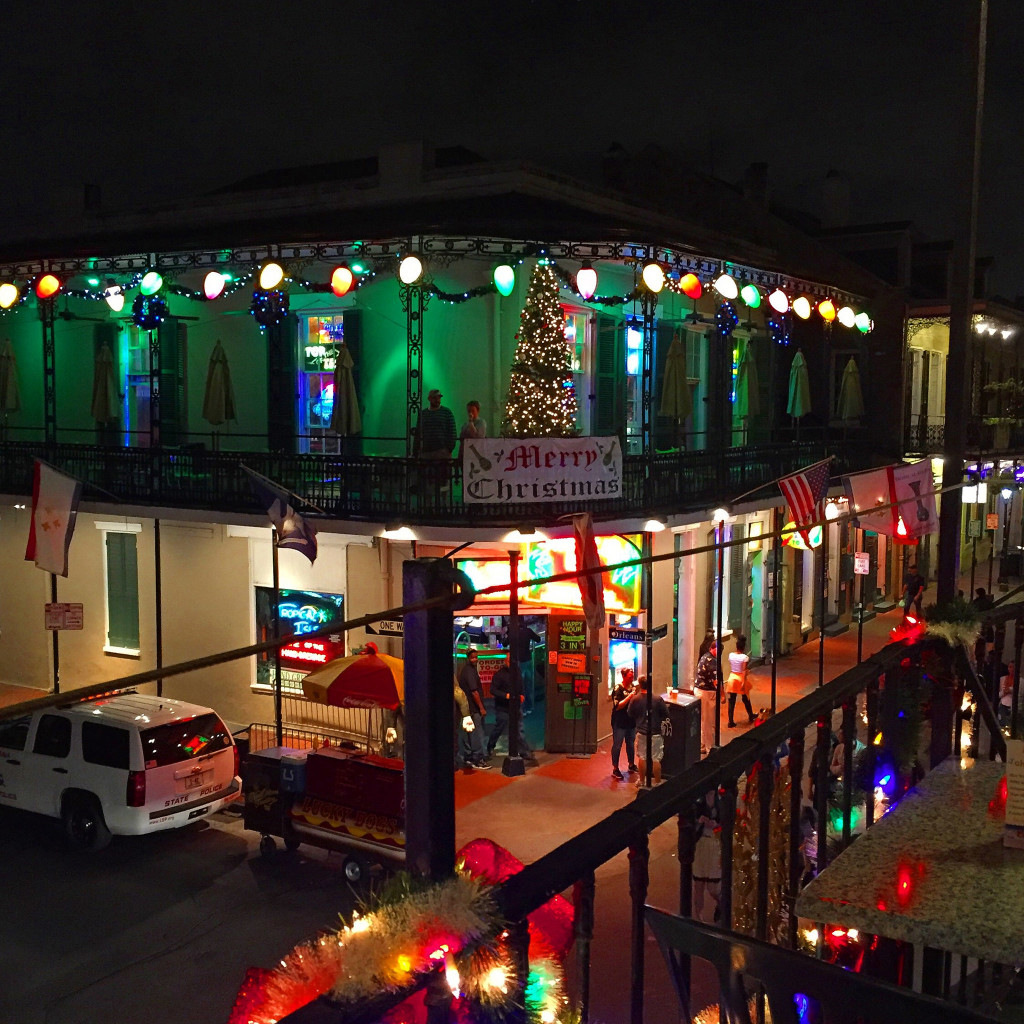 The Tropical Isle on Bourbon Street