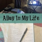 A Day in My Life ~ January 2016