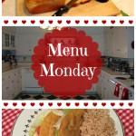 Menu Monday ~ February 1, 2016