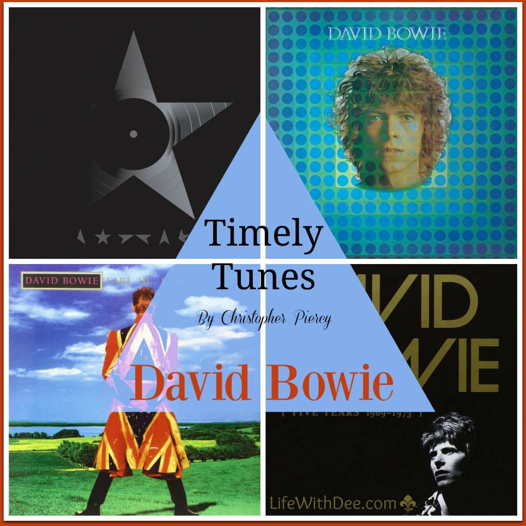 Timely Tunes ~ David Bowie