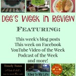 Dee's Week in Review ~ January 23, 2016