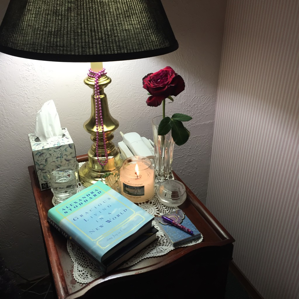 My Bedside Table