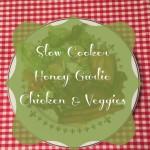Slow Cooker Honey Garlic Chicken & Veggies ~ Pinterest Recipe Review