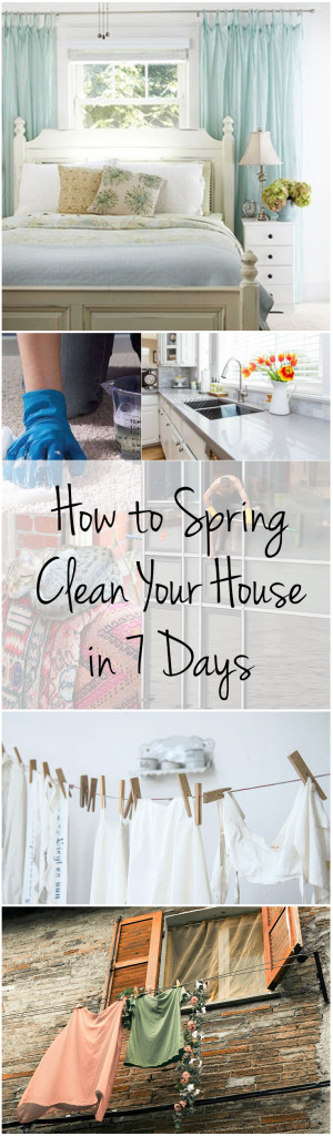 How-to-Spring-Clean-Your-House-in-7-Days