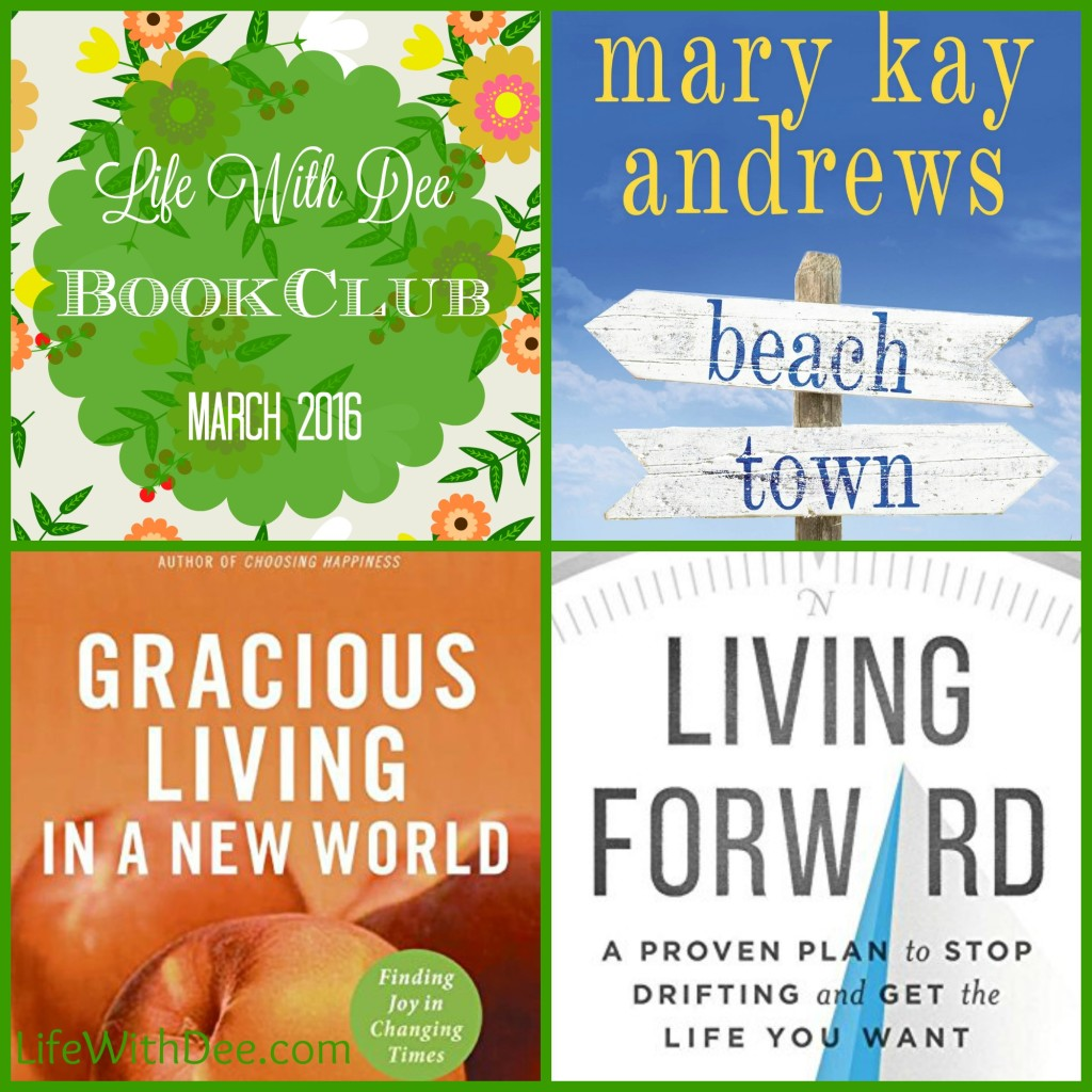 LWD Book Club ~ March 2016