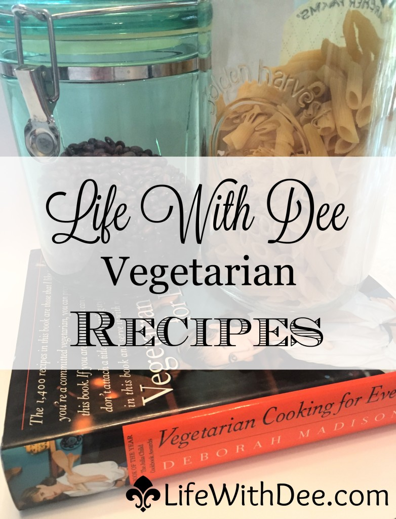 Collection of Vegetarian Recipes