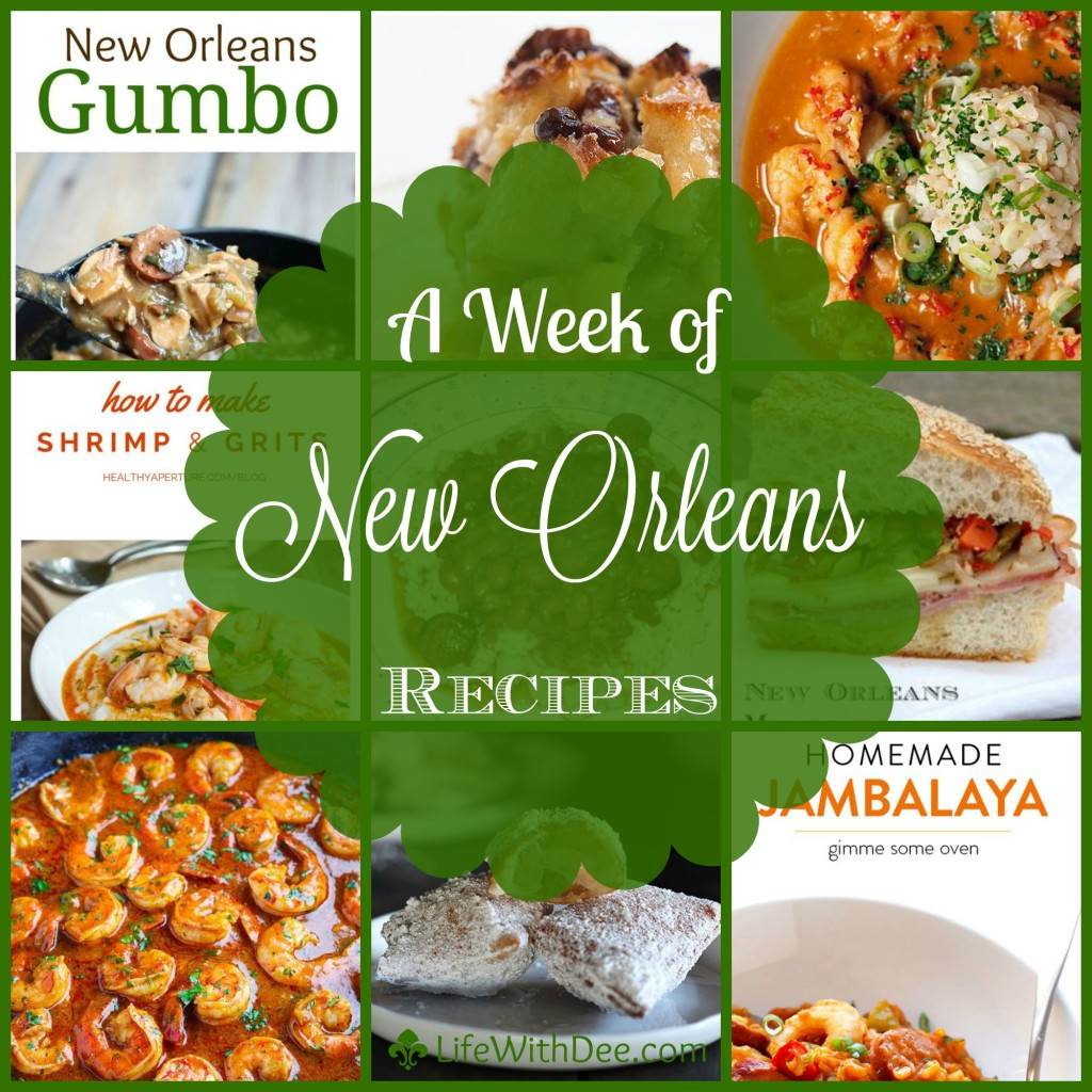New Orleans Style Recipes