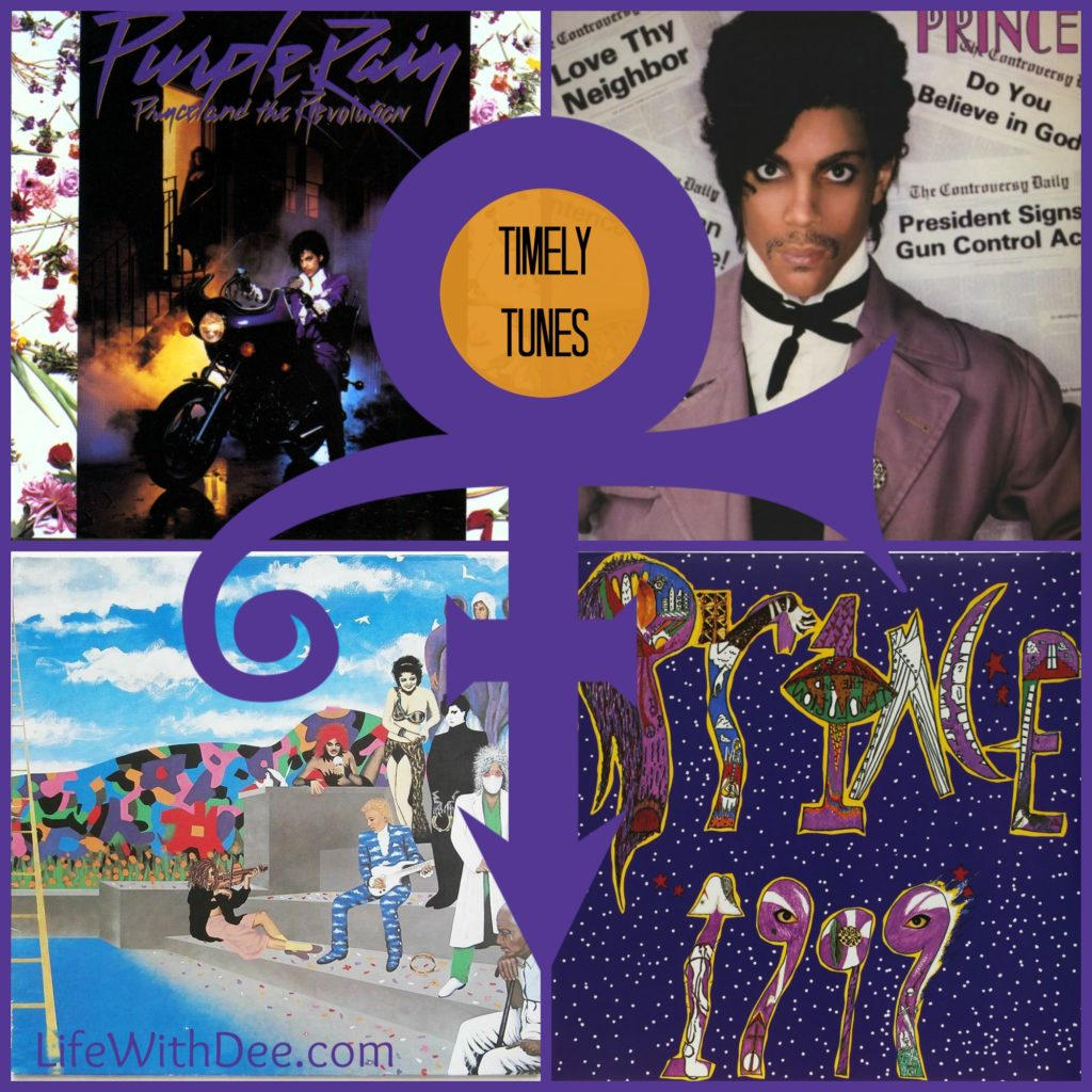 Timely Tunes ~ Prince