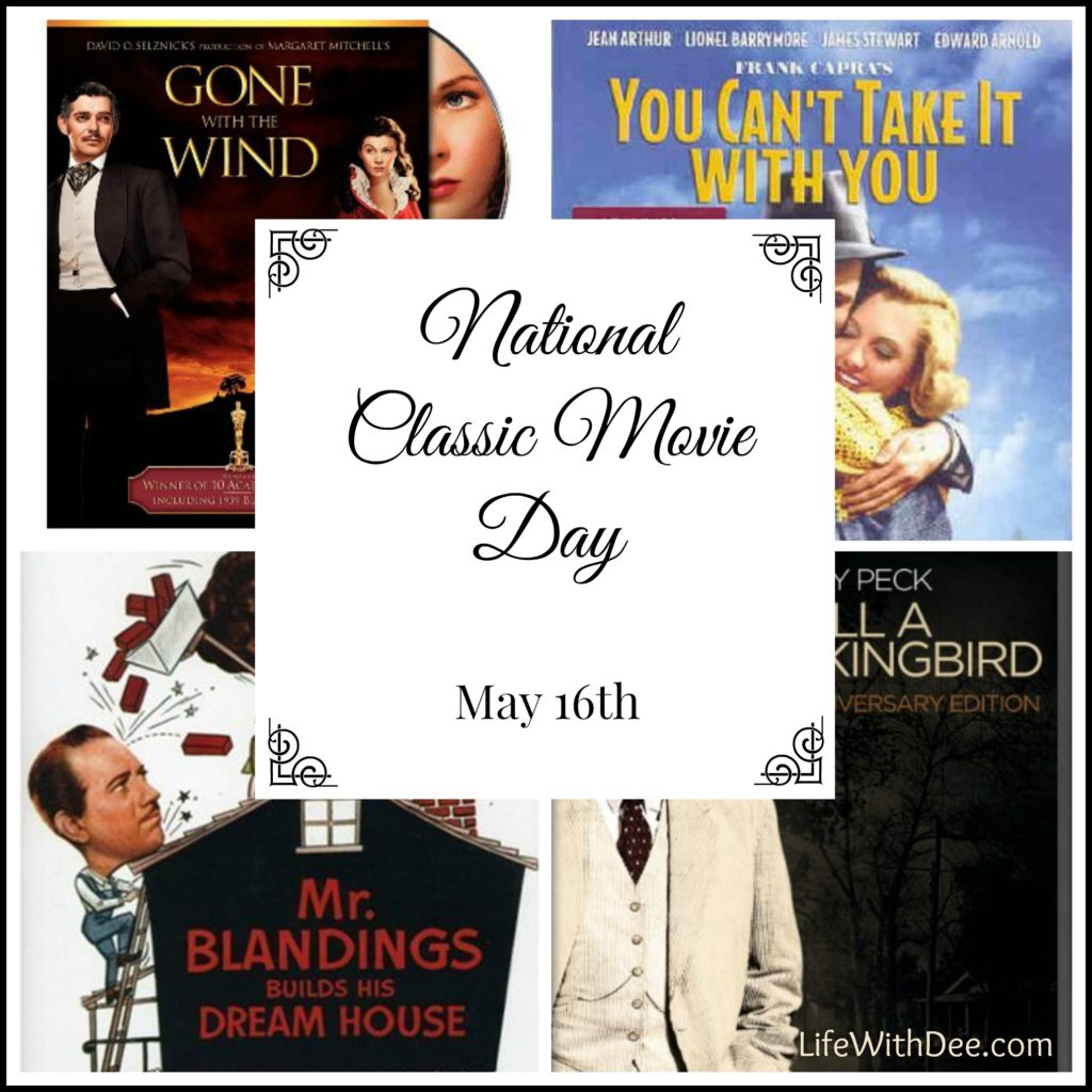 National Classic Movie Day