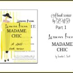 Lessons From Madame Chic ~ A Book Review: Part 1