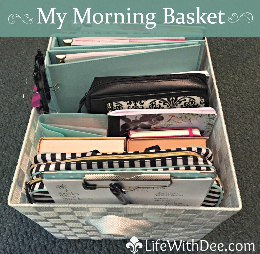 My Morning Basket