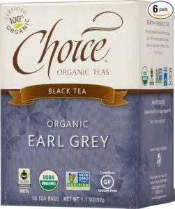 Choice Organic Earl Grey