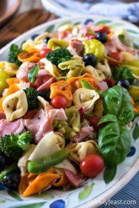 Italian-Tortellini-Salad