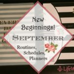 September: A New Beginning and an Updated Planner