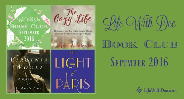 LWD September Book Club
