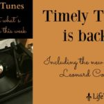 Timely Tunes ~ September 29, 2016