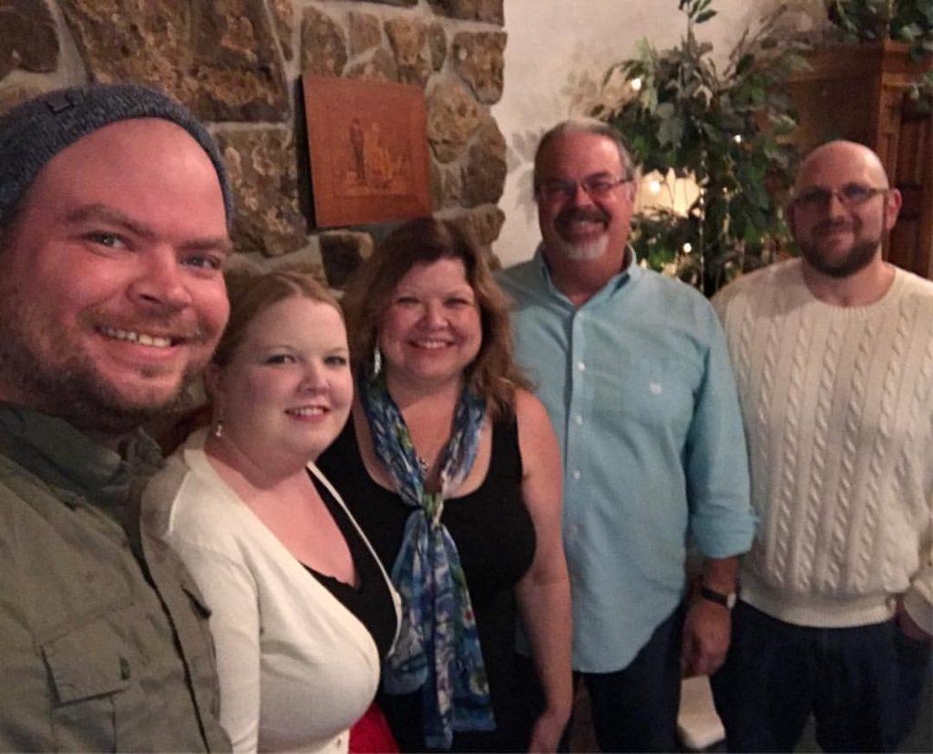 Family Thanksgiving Photo